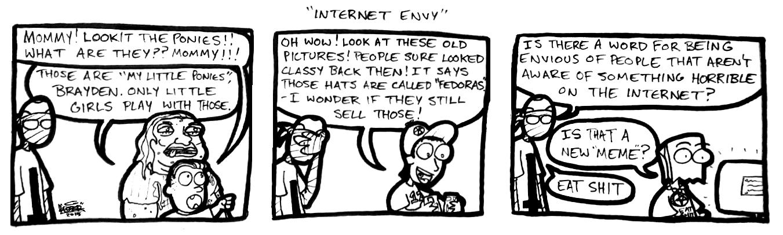 Internet Envy
