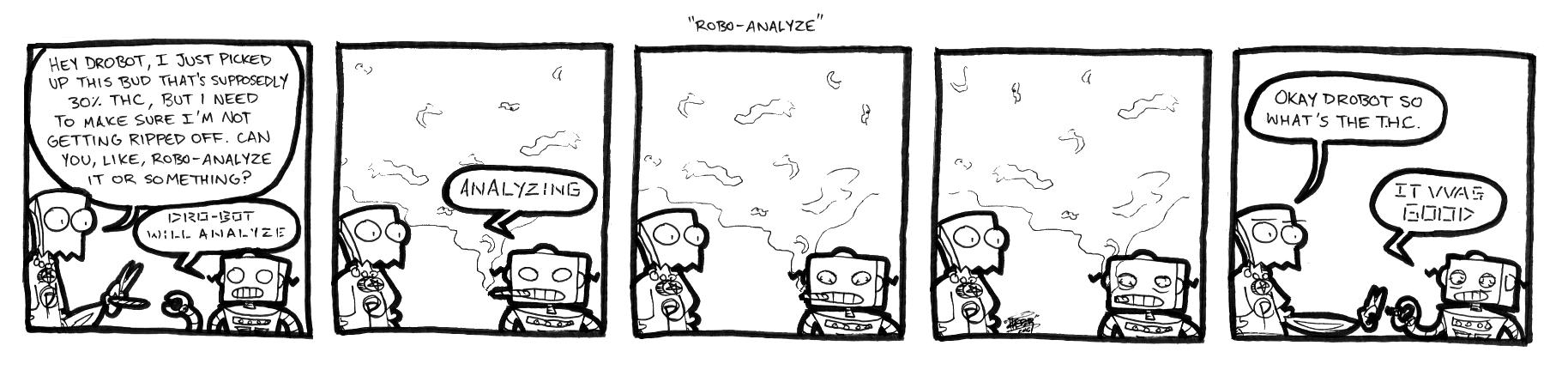Robo-Analyze
