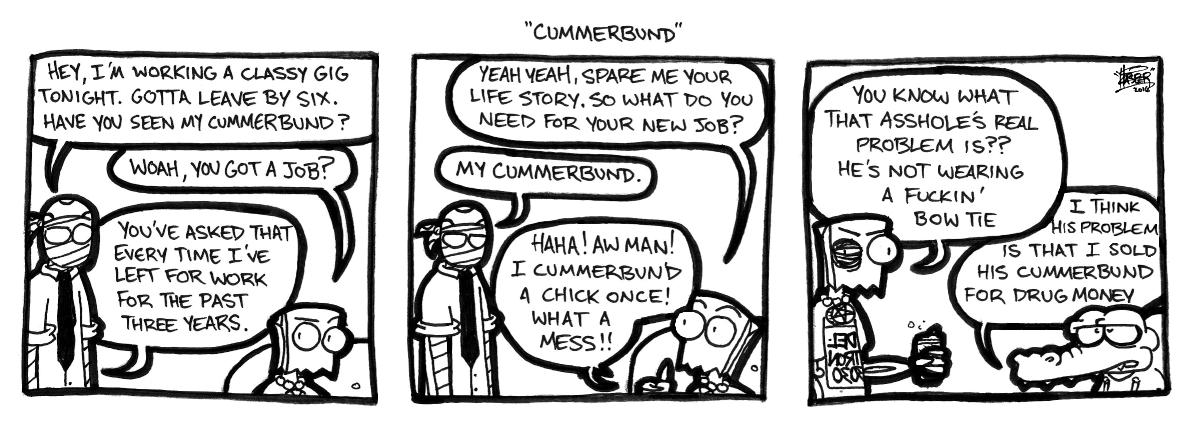 Cummerbund