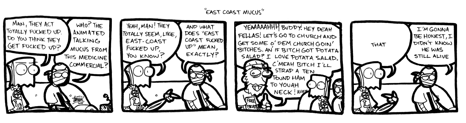 East Coast Mucus