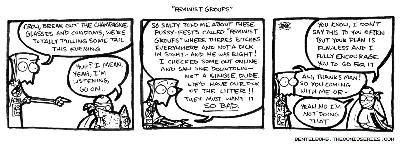 Feminist Groups