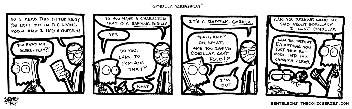 Gorilla Screenplay