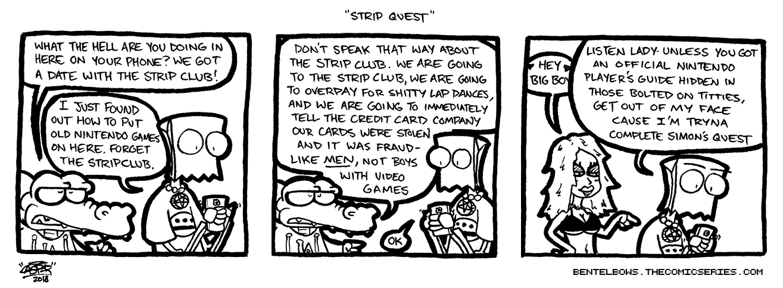 Strip Quest