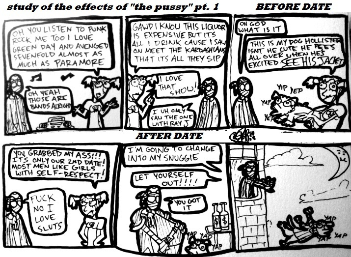 Pussy Hypothesis