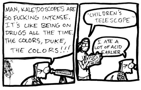 Teleleidoscope