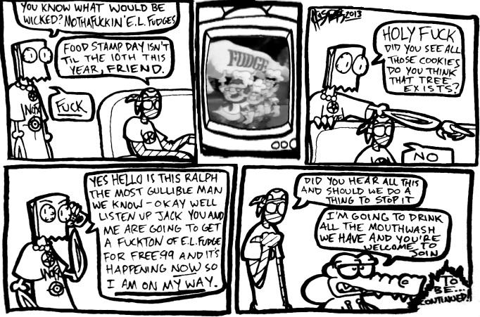 Cookie Quest Part I