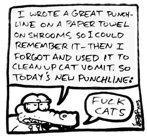 Fuck Cats