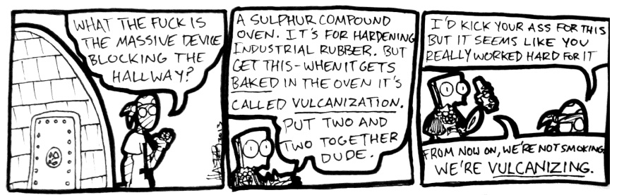 So Vulcanized