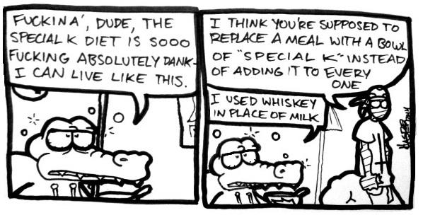 Cereal Diet