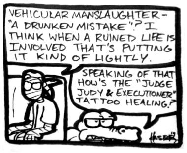 Judge Judy & Executioner