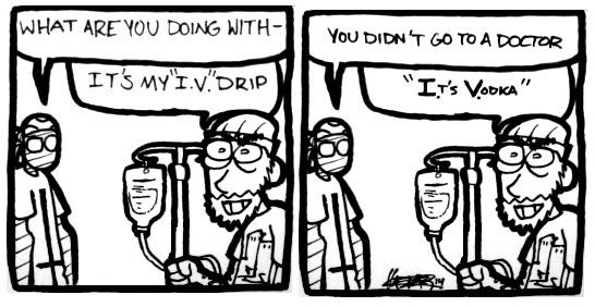 I.V. Drip