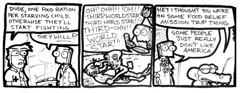 Third World Star