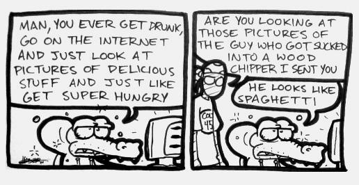 Spaghetti Chipper