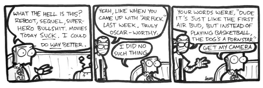"""""""Air Fuck"""""""