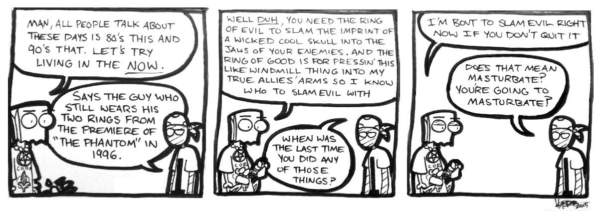 Slam Evil