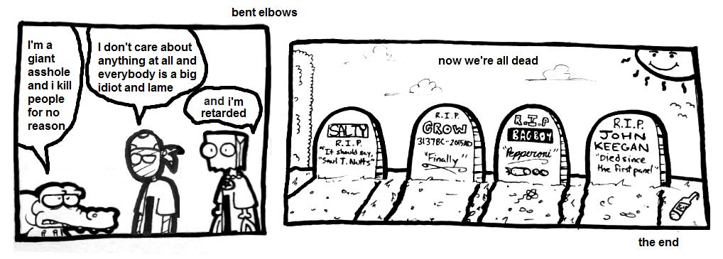 Guest Strip XVII