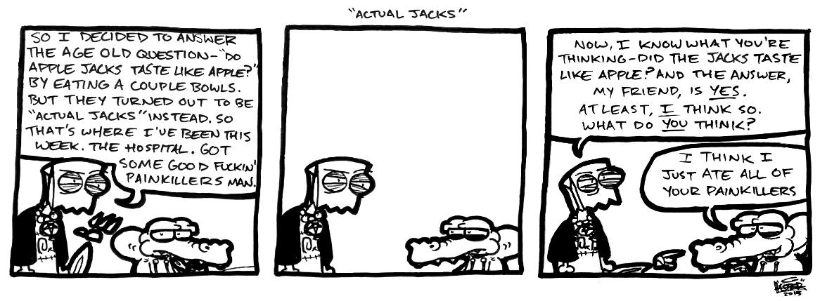 Actual Jacks