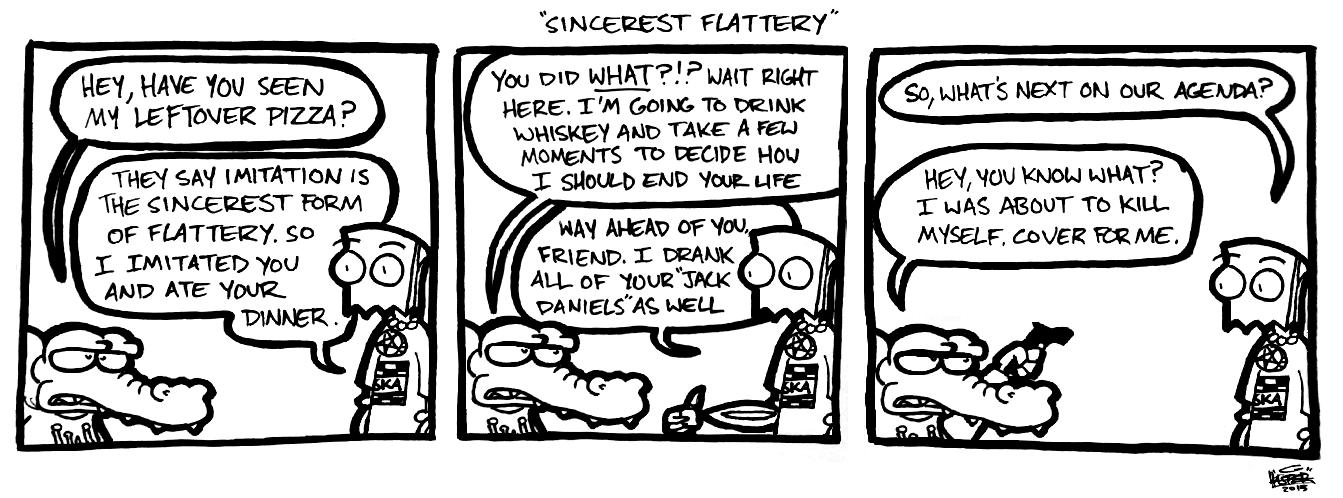 Sincerest Flattery