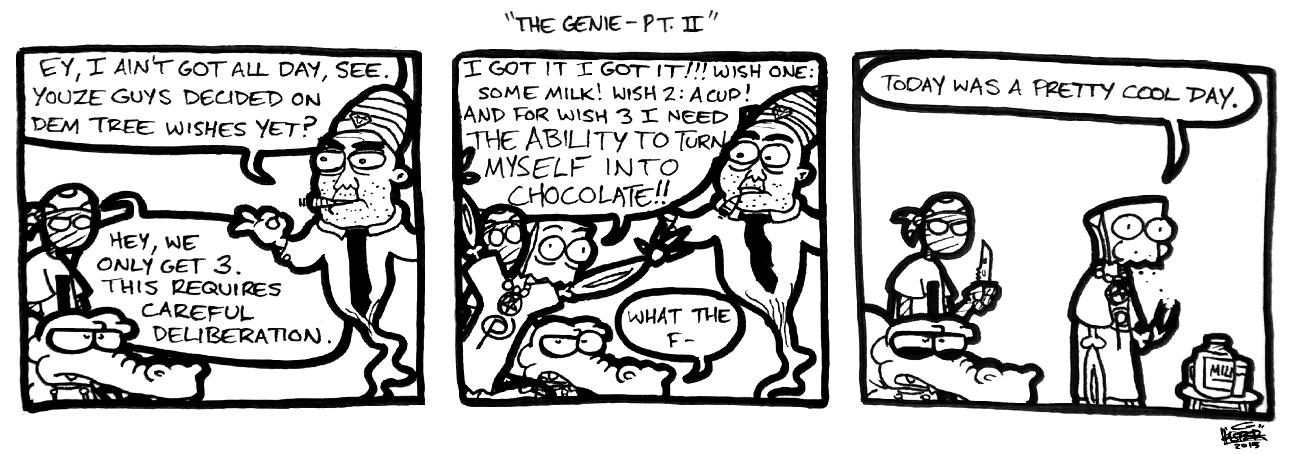 The Genie Pt II