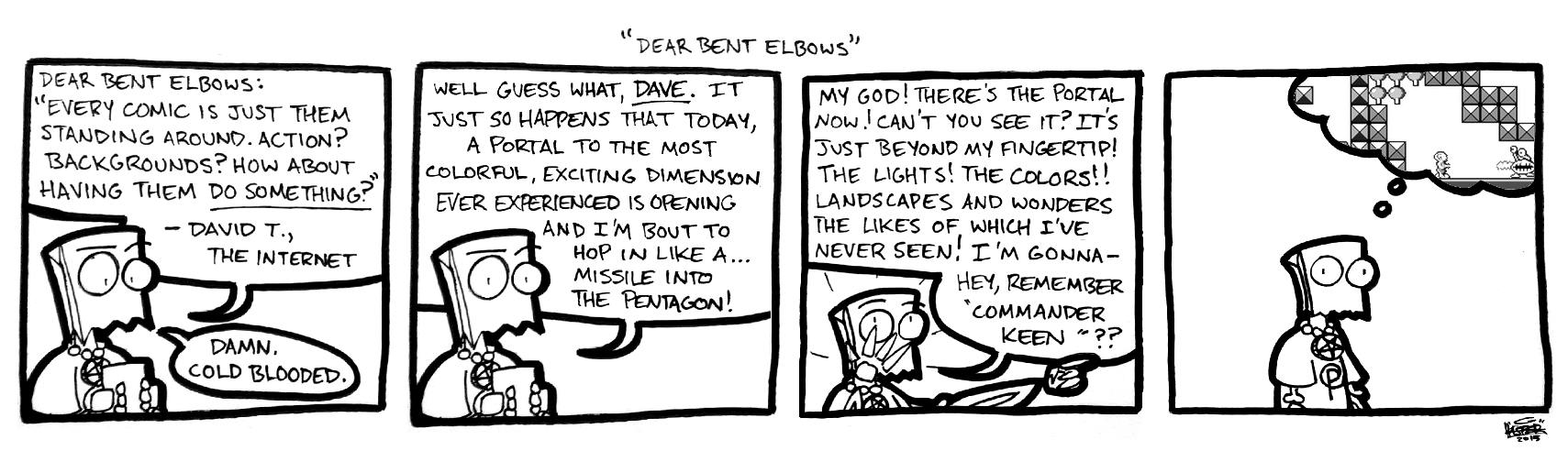 Mail: Dear Bent Elbows